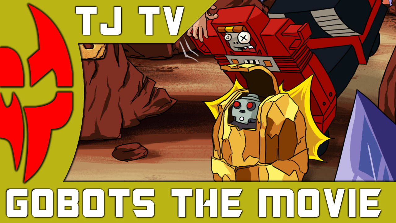 TJ TV 19 – GoBots: Battle of the Rock Lords