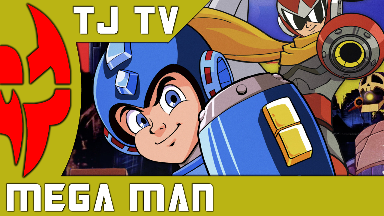 TJ TV 17 – Mega Man