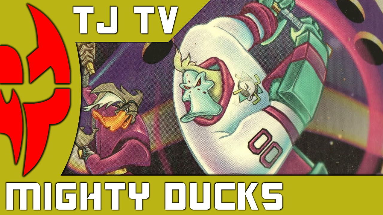TJ TV 16 – The Mighty Ducks