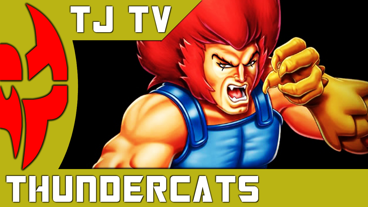 TJ TV 2 – Thundercats